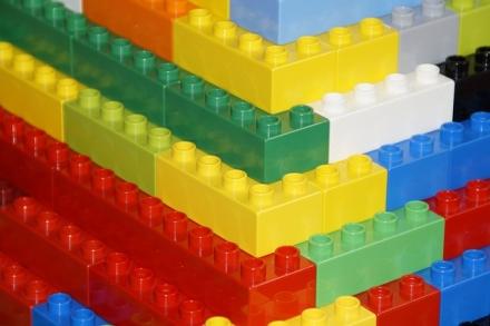 Speel-Mee-Maandag: Lego
