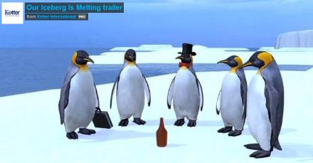 Video-Vrijdag: IJsberg