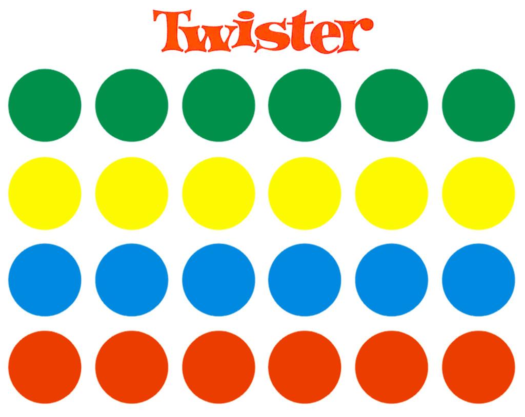 De Speelacademie Speel Mee Maandag Twister De Speelacademie