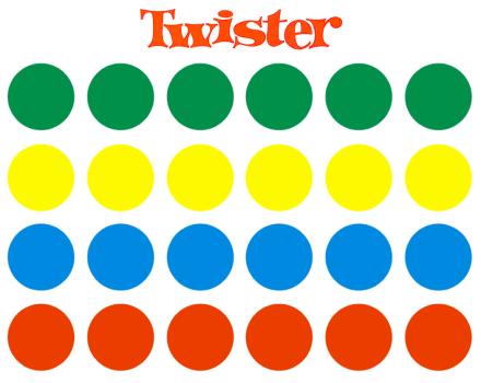 Speel-Mee-Maandag: Twister