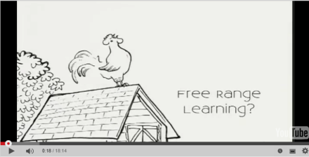 Video-Vrijdag: Free Range Learning???