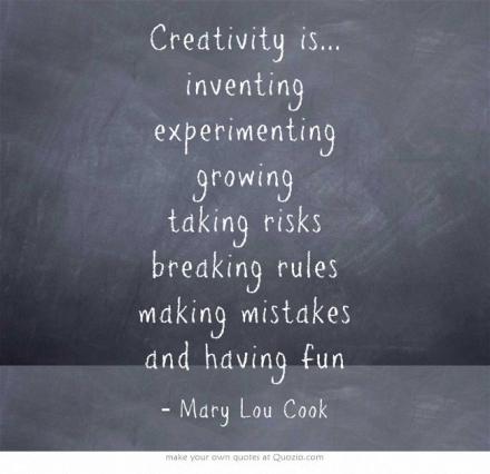 Wijsheid-Woensdag: Creativiteit: