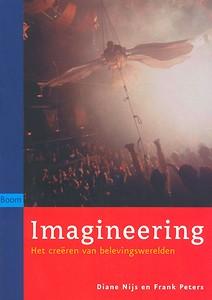 Boeken-tip waarmee je deelnemers en opdrachtgevers weet te verleiden: Imagineering van Frank Peeters!