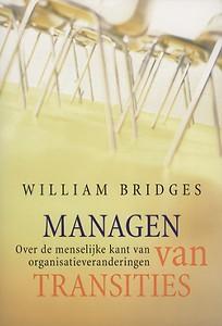 Boeken-tip zodat je meer leert hoe je deelnemers en opdrachtgevers betrekt: Managen van Transities van William Bridges!