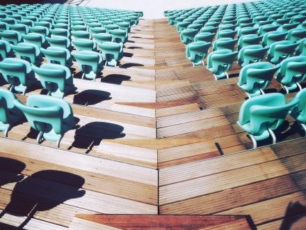 Gebruik #werkvormen waarbij mensen uit hun #stoel komen #trainerstips