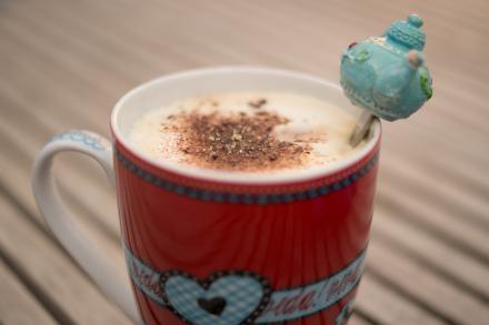 Een comfortabele leeromgeving creëer je door voldoende faciliteiten. Zonder koffie geen training toch? ;-) #trainerstips