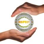 Veiligheid bied je door deelnemers met respect te behandelen!