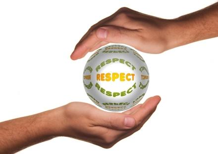 Veiligheid bied je door deelnemers met respect te behandelen! #trainerstips