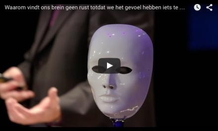 Video-Vrijdag: Waarom vindt ons brein geen rust totdat we het gevoel hebben iets te snappen?