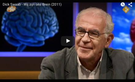 Video-Vrijdag: Wij zijn ons brein van Dick Swaab