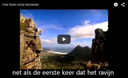 Video-Vrijdag: Kennis over ons brein vergroot de motivatie om te leren