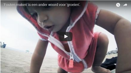 Video-vrijdag: Fouten maken is een ander woord voor groeien