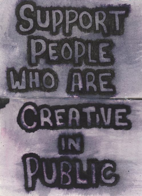 support_people_who_are_creative_in_public