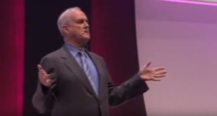Video vrijdag: John Cleese over creativiteit