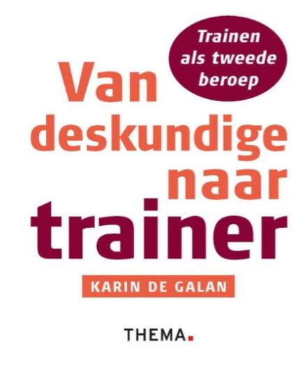 Boekentip voor trainers/workshopleiders