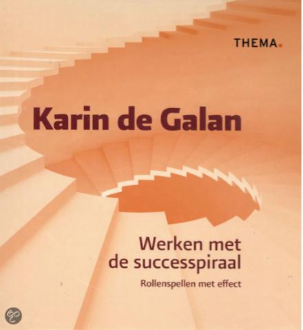 Boekentip voor trainers/workshopleiders: Werken met de successpiraal van Karin de Galan!