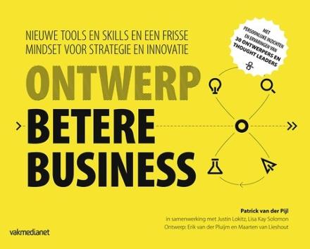 Boeken-tip: Ontwerp betere business van Patrick van der Pijl