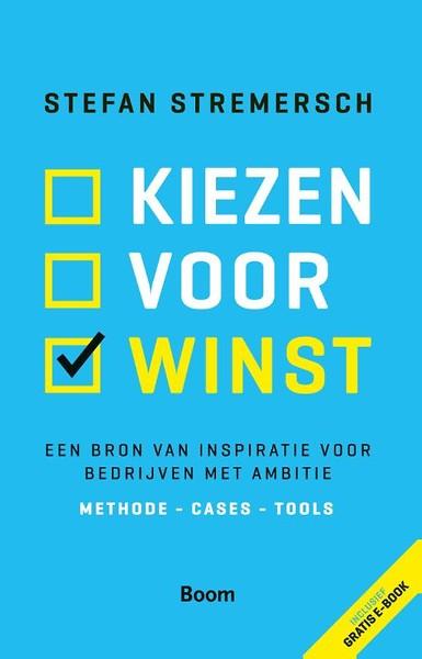 Boeken-tip: Kiezen voor winst van Stefan Stremersch