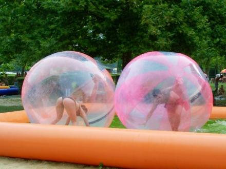 Speel-Mee-Maandag: Een strandbal in een virtuele klas?