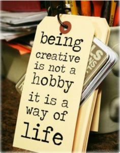 being_creative_is_not_a_hobby