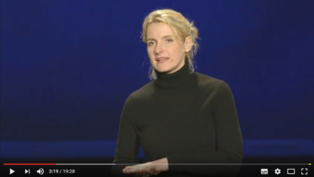 Video-vrijdag: Your elusive creative genius door Elizabeth Gilbert