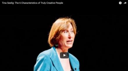 Video-vrijdag: 6 karaktertrekken van echt creatieve mensen