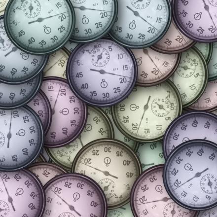 Wil je tijd besparen tijdens je workshop of training? Gebruik tijdwaarnemers!