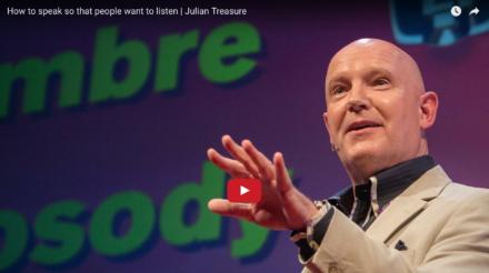 Video-vrijdag: Hoe spreek je op een manier waarop mensen naar je luisteren?
