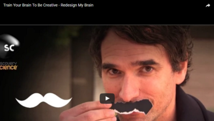 Video-vrijdag: train your brain to be creative