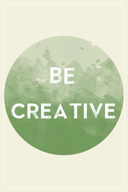 Creativity Rocks!